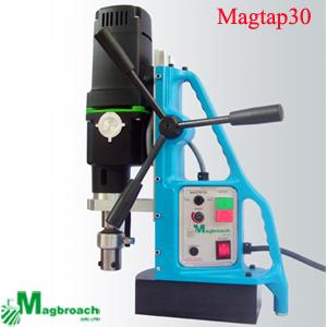 Máy khoan từ magtap30 ta rô ren M30